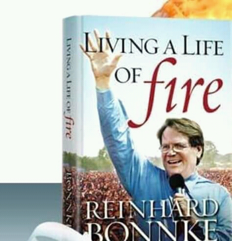Reinhard Bonnke - Living a Life Of Fire