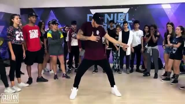 [DANCE] Ed Sheeran Perfect coreografia cleiton oliveira
